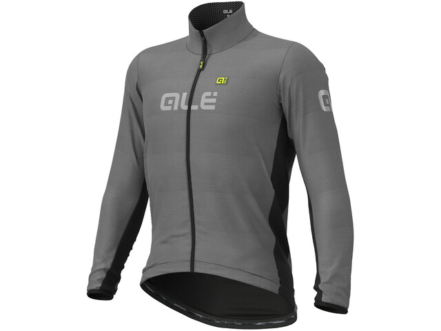 Alé Cycling Guscio Black Reflective Jacket Men black